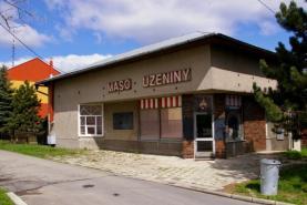 Prodej, obchodní prostory, 526 m2, Moravský Beroun