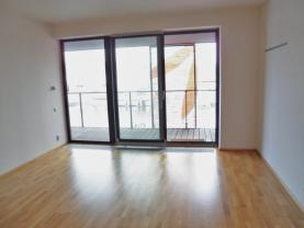 Obývací pokoj (Prodej, byt 2+kk, 70 m2, Praha 7 - Holešovice), foto 4/15