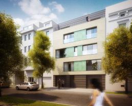 Prodej, byt 2+kk, 66 m2, Plzeň - Slovany, ul. Hradišťská