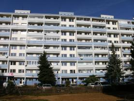 Pronájem, byt 1+1, 33 m2, Kladno, ul. Švédská