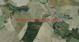 Prodej, pole, 21520 m2, Hostim
