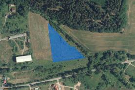 Prodej, stavební pozemky, 29.286 m2, Babice u Řehenic