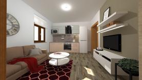 Prodej, byt 2+kk, 45 m2, OV, Turnov, ul. Palackého