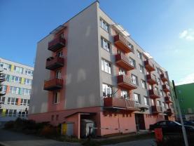 Pronájem, byt 1+1, Jindřichův Hradec