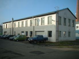 Prodej, výrobní objekt, 374 m2, Valašské Meziříčí
