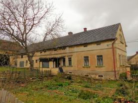 Prodej, rodinný dům 3+1, Mírkovice