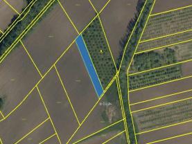 Prodej, pole, 13203 m2, Ladná
