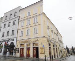 Pronájem, obchodní objekt, Jindřichův Hradec