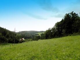 Prodej, pozemek, 3796 m2, Holčovice - Dlouhá Ves
