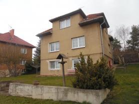 Pronájem, rodinný dům, Praha, Nad višňovkou