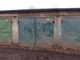 Pronájem, garáž, 19 m2, Slaný