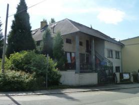 Prodej, nájemní dům, 274 m2, Františkovy Lázně - H. Lomany