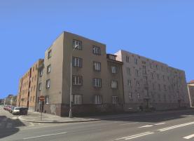 Prodej, byt 1+1, Hradec Králové, Oskara Nedbala