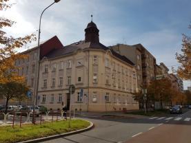 Pronájem, byt 2+kk, 42 m2, Moravská - Ostrava, ul. Husova
