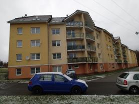 Pronájem, byt 1+1, 39 m2, Hlinsko, ul. Rataje