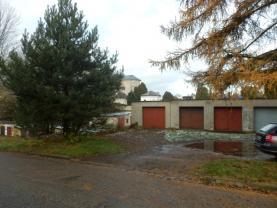 Prodej, garáž, 22 m2, Kostelec nad Orlicí, ul. Čermákova