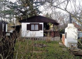 Prodej chaty, pozemek 456 m2, Praha 6 - Přední Kopanina