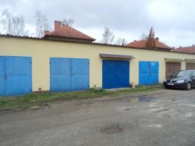 Prodej, garáž, 23 m2 ,Rokycany