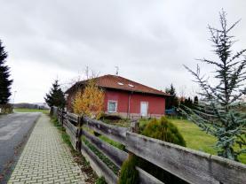 Prodej, rodinný dům, Chlístov u Benešova