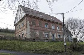 Prodej, rodinný dům, 3487 m2, Malé Březno - Leština