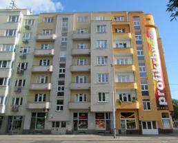 Pronájem, byt 3+kk, Brno, ul. Hybešova