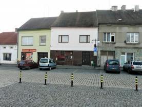 Pronájem, obchodní prostory, Mirovice