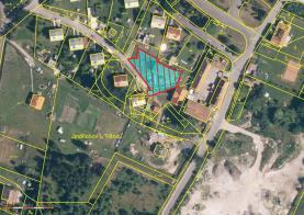 Prodej, pozemek, 1114 m2, Jindřichov