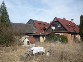 Prodej, rodinný dům, 1725 m2, Květná