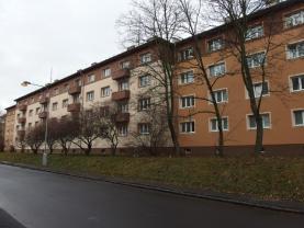 Pronájem, byt 2+1, Kladno, ul. Dánská