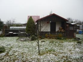 Prodej, zahrada s chatkou, 363 m2, Svitavy