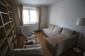 Prodej, byt 3+kk, 51 m2, OV, Praha 9 - Libeň