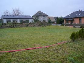 Prodej, Stavební parcela, 701 m2, Horní Libchavy