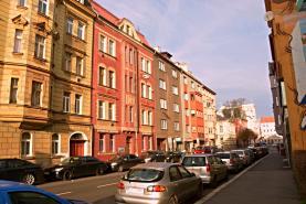 Prodej, byt 2+1, 85 m2, OV, Cheb, Valdštejnova