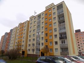 Prodej, byt 1+kk, OV, 32 m2, Plzeň - Bolevec, ul. Krašovská
