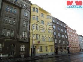 Pronájem, Kancelářské prostory, 17 m2, Praha 6, Čs. armády