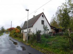 Prodej, rodinný dům 4+1, 64 m2, Citice