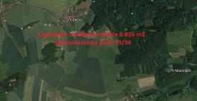 Prodej, pole, 3548 m2, Libečov