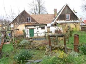 Prodej, chalupa, pozemek 571 m2, Mladějov na Moravě