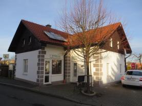Prodej, rodinný dům 7+kk, 340 m2, Klatovy, ul. Voříškova