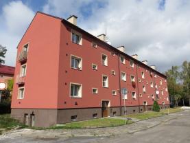 Prodej, byt 2+1, 52 m2, Chomutov, ul. Selská