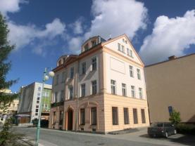Pronájem, byt 1+kk, 38 m2, Jablonec n.N., ul. Máchova