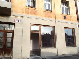 Pronájem, obchod, Praha 4, Branická