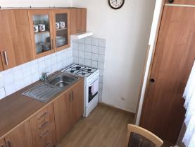 Pronájem, byt 1+1, Ostrava - Hrabůvka