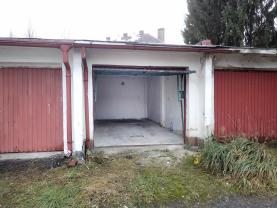 Prodej, garáž, Nový Bor