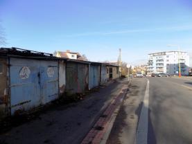 Prodej, garáž 21 m2, Příbram, Drkolnov