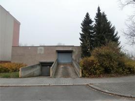 Prodej, garáž, 15 m2, Plzeň - Jižní Předměstí, ul. Brožíkova