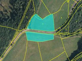 Prodej, pozemek, 4555 m2, Bojkovice