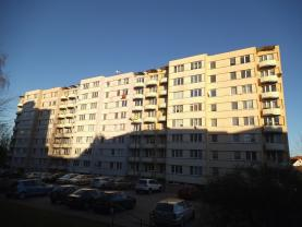 Prodej, byt 2+kk, OV, 43 m2, Velešín, ul. Sídliště