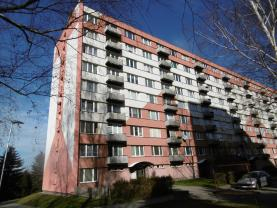 Pronájem, byt 2+1, Jindřichův Hradec, sídliště Vajgar