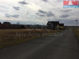Prodej, stavební pozemek, 761 m2, Pustějov